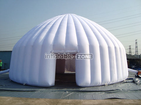 Online inflatable tent 8 man for rental in our factory