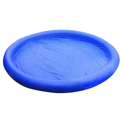 Free Shipping, Buy 6*6m Round Inflatable Water Pool Games