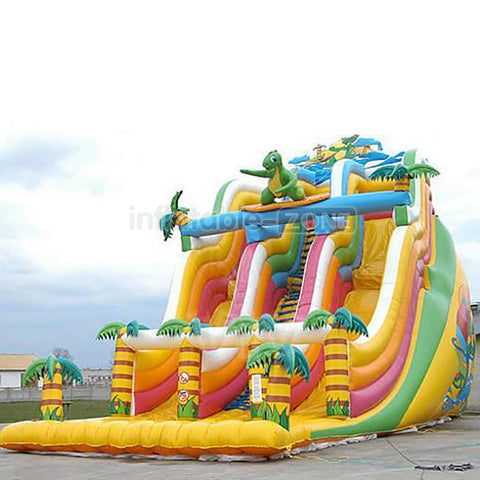 Giant Inflatable Water Slide,Giant slide