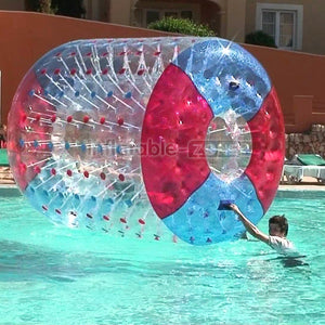 Free Shipping inflatable water roller,inflatable water roller ball for sale