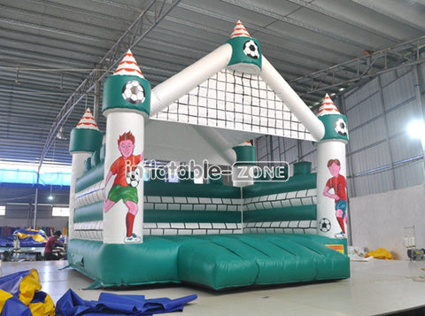 Rent 4*4*4 m bouncy inflatables for sale in low price