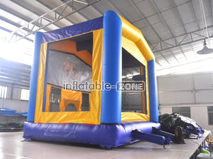 Purchase children's inflatable bouncers water slide for sale