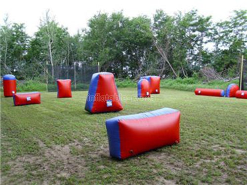 Battle archery,archery bunker tag equipment for sale,inflatable barriers