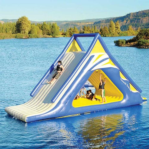 Inflatable Gigantic Water Play Slide,Water Slide Games For Sale