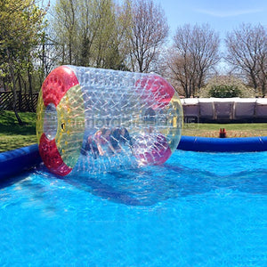 inflatable water roller adults,inflatable water roller ball