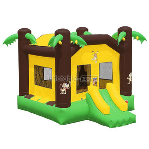 Indoor bounce house inflatable castle bouncer cool