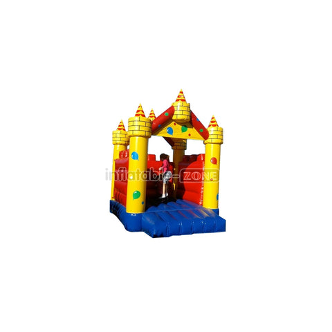 Adult bounce house small inflatable bouncy castle exquisite