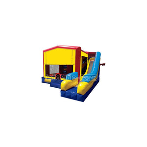Moon jump inflatable bounce house for sale best quality