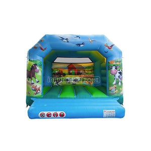 Water jumpers for rent inflatable castle pool free customization