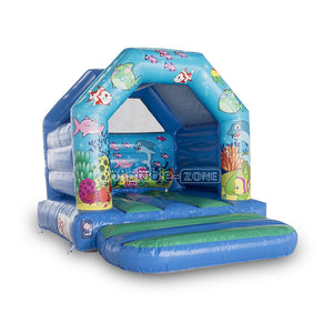 Bounce house party bounceland inflatable party castle bounce house bouncer new