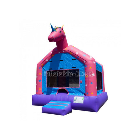 Castle combo bounce house inflatable bouncers funny