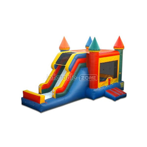 Bounce combos for sale inflatable pool castle brilliant quality