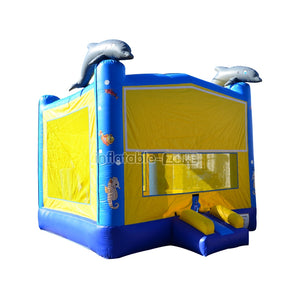 Combo bounce house for sale inflatable bouncy castle coolest