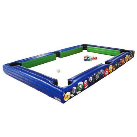 Free Shipping, Inflatable SnookBall Table for Sale, Snooker Balls Soccer Pool Table
