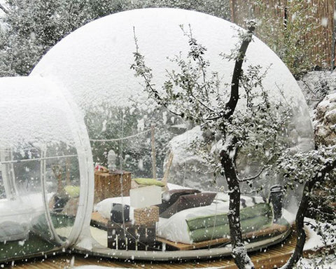 Top Quality, 3*2m Snow Bubble Tent For winter