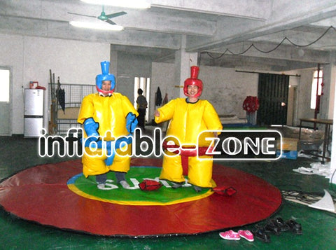 Best quality inflatable sumo to purchase at present