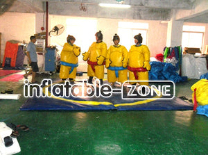 High quality sumo wrestling suits for whole in factory