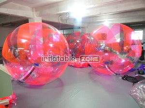High quality inflatable walk on water ball for whole in factory
