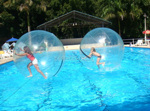 Excellent quality ball to walk on water, water sport ball to buy here