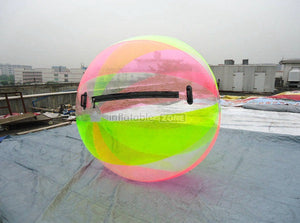 Unbelievable quality walk on water bubble ball, ball in water for whole in factory
