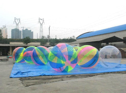 Top quality ball for water, giant water balls for sale in low price