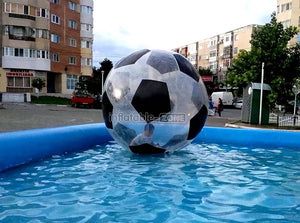 Great quality balls that bounce on water for rental here and now