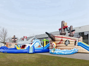 Manufacturers stock gray shark inflatable swimming pool,large inflatable pool outdoor games