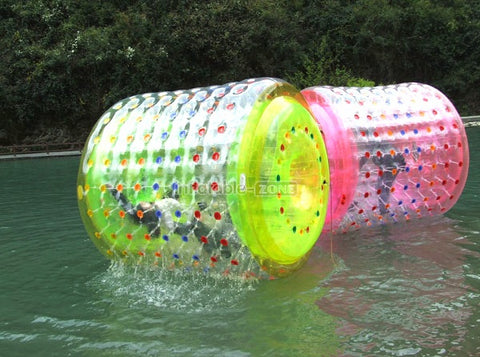 Best quality inflatable roller ball to purchase at present