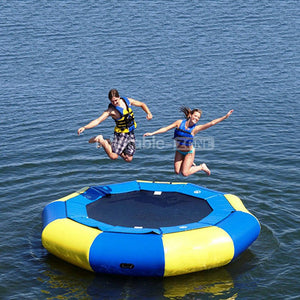 Free shipping, Buy Inflatable Zone Water Trampoline,trampoline water
