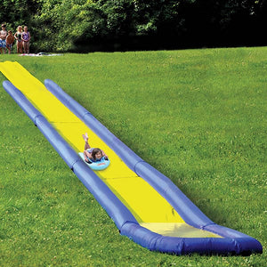 Inflatable World's Longest Backyard Water Slide For Sale