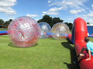 Top quality water zorbing ball for rent in low price right now