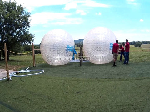 Human zorb ball zorb ball locations