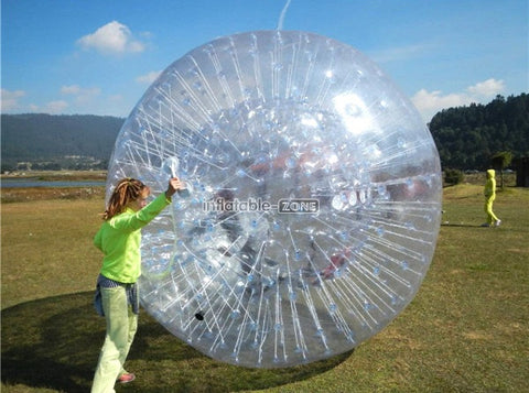 Rent zorb ball suits dallas zorb ball