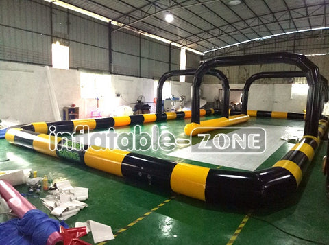 Brilliant quality happy zorb ball track for rental