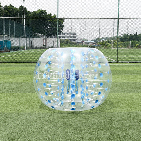 Quality Guarantee Blue Dot Zorb Inflatable Ball 1.5m Size for Adults