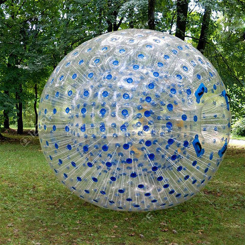 Free shipping,2.5m blue dot zoe ball buy zorb football price