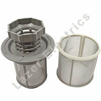 Genuine NEFF Dishwasher 2 Part Micro Mesh Original Filter Spare Part 10002494