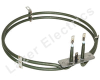 Genuine Beko Fan Oven Cooker Element BDVC663K BDVC663W BDVC664K BDVC664S BDVC664