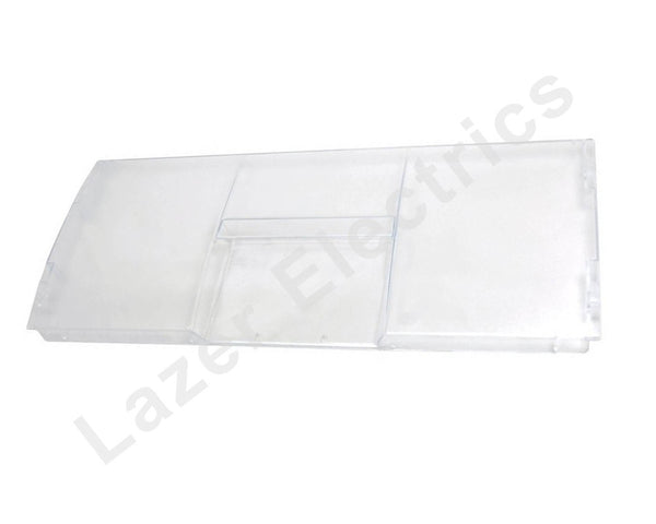 Beko TZDA629 TZDA661 FS FW Clear Refrigerator Fridge Freezer Flap Drawer Front