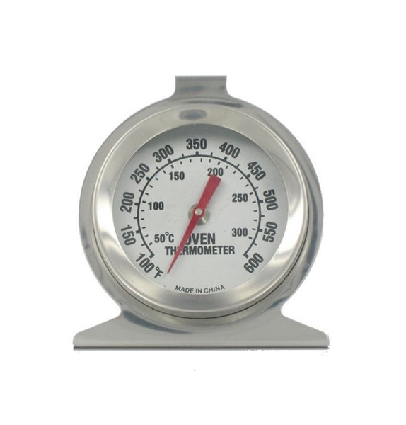 Stainless Steel Oven Cooker Thermometer Temperature Gauge 300ºC