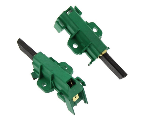 Washing Machine Green Carbon Brushes Spares Parts For Beko 371202405, 371202407