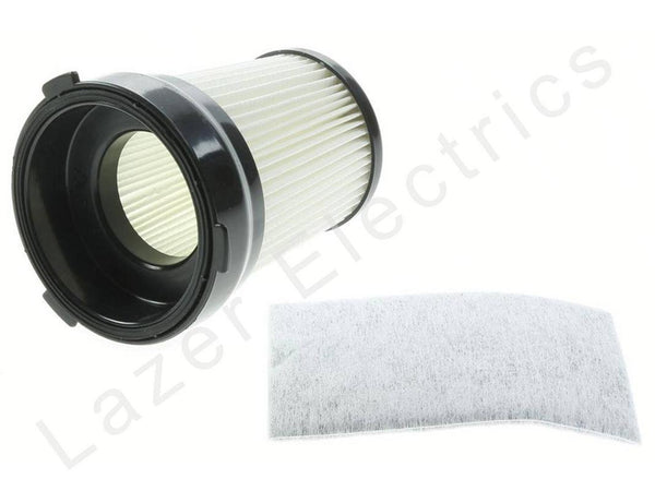 Post Motor & HEPA Filter Kit For Vax Essentials VEC-101 VEC-102 Vacuum Cleaners