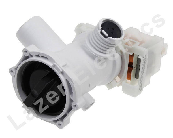 Spare Part for Washing Machine Drain Pump + Housing & Filter for Indesit