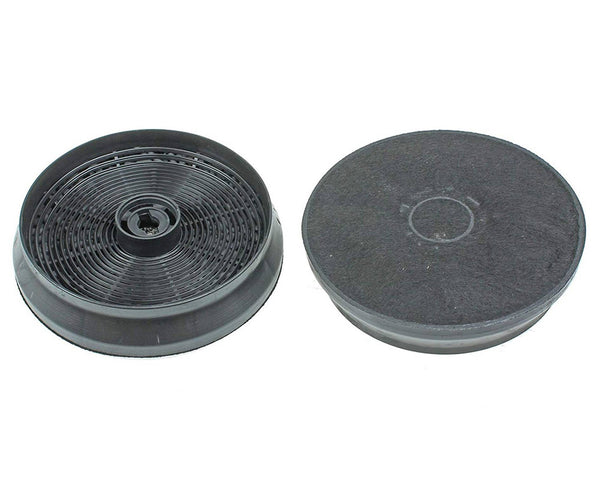 2 Pack Charcoal Cooker Hood Greaser Filters for Belling 444441129 444441226