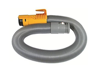 SPARE PART FOR DYSON HOOVER VACUUM FLEXIBLE HOSE TUBE PIPE DC07 YELLOW AND GREY
