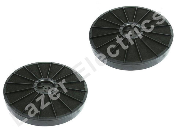 EFF54 Carbon Charcoal Filters for Moffat Cooker Hood Extractor Vents C00090701x2