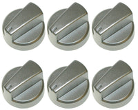 6 x Oven Control Knobs Hob Cooker For Belling 444447138 7139 7140 7142 7143 7146