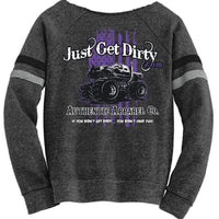 Just Get Dirty 4X4 Sweatshirt