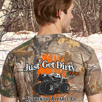 Just Get Dirty 4x4 Tee