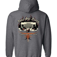 Just Get Dirty Rat Rod Hoodie